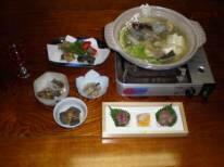 すっぽん水炊き鍋写真2